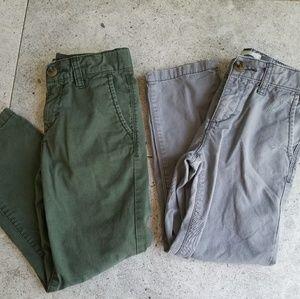 Old Navy Skinny Pants Bundle